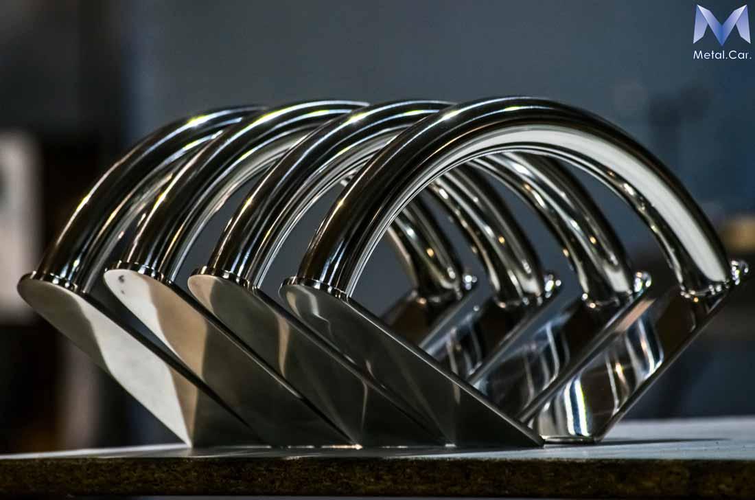 Lucidatura metalli torino satinatura acciaio inox - Lucidatura acciaio inox a specchio ...