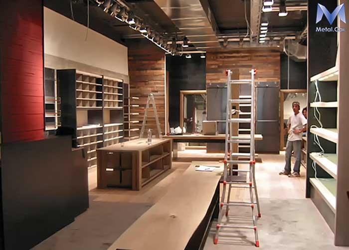 Arredamento negozi torino layout espositivi e arredo su for Arredamento per negozi torino
