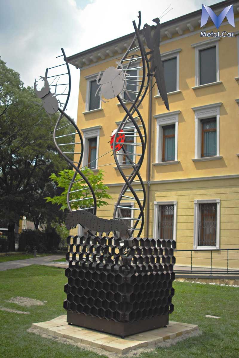 Arredo Urbano In Ferro.Arredo Urbano A Torino Per Un Design Sostenibile Metal Car
