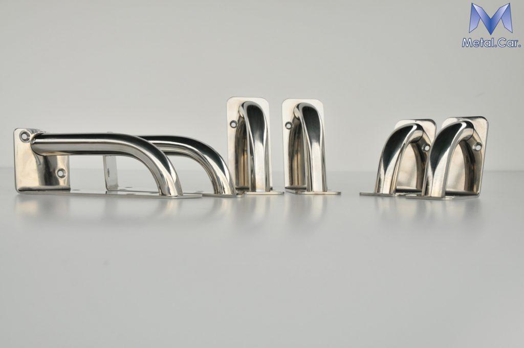 Lucidatura Satinatura Metalli