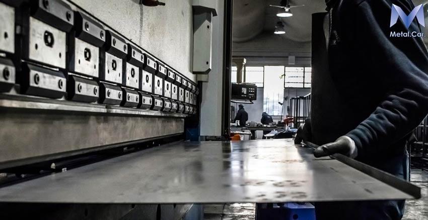 Piegatura Lamiere CNC