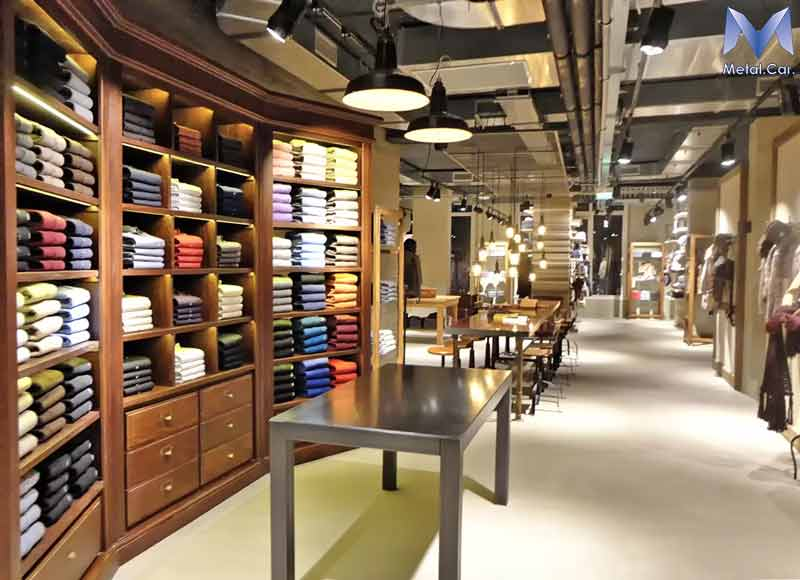Negozio Etnico Torino : Arredamento di negozi a torino layout espositivi su misura