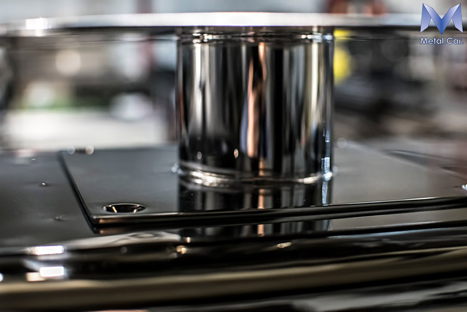Roll bar acciaio inox lavorazioni per la nautica metal - Lucidatura acciaio inox a specchio ...